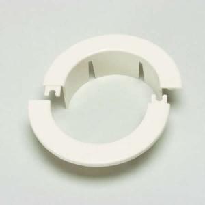 フソー化成 【ケース販売特価 200個セット】 割れ式キャップミニ アイボリー FWC-65S_set