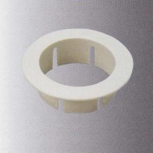 桃陽電線 【ケース販売特価 200個セット】 薄型ウォールキャップ アイボリー WC-60U_set