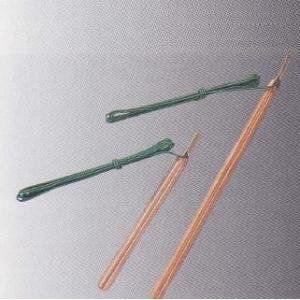 桃陽電線 【ケース販売特価 100個セット】 アース棒 銅メッキ鋼板(S型) 300mm SM-30_set