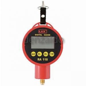 FUSO デジタルゲージ 赤 デジタル高圧側ゲージ FS-714H