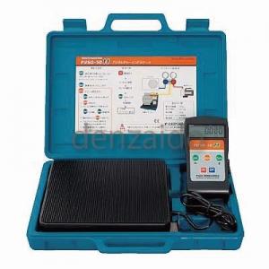FUSO 高性能デジタルチャージングスケール 冷媒計量器 FUSO-50H