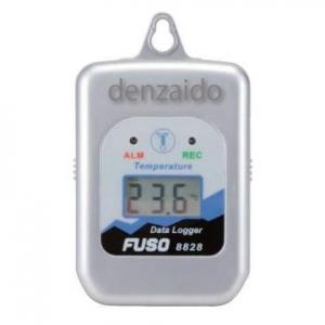 FUSO ディスプレイ付温度データロガー FUSO-8828