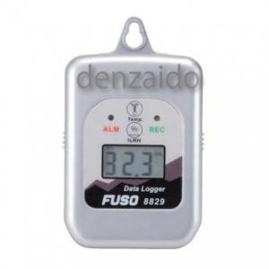 FUSO ディスプレイ付温湿度データロガー FUSO-8829