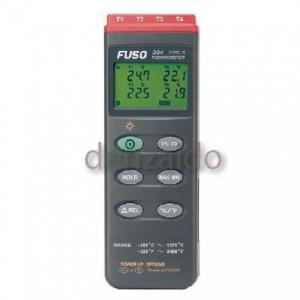 FUSO 4chデジタル温度計 FUSO-304