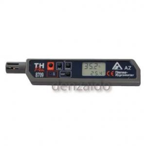 FUSO ペン型デジタル温湿度計 校正器付 FUSO-8709