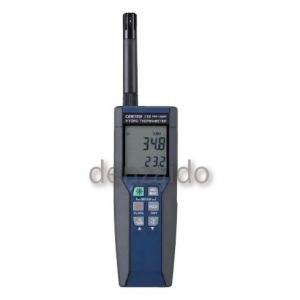 FUSO 高精度デジタル温湿度計 データロガー付 CENTER-318
