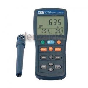 FUSO データロガーCO2測定器 TES-1370