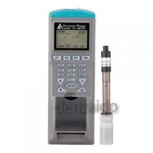 FUSO データロガー・プリンタ付pHメータ FUSO-9861