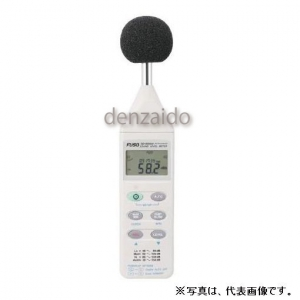FUSO 騒音計 データロガー付 SD-8000A