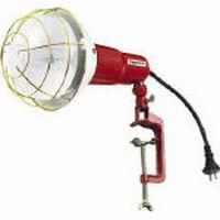 東亜通商 水銀灯投光器 セルフバラスト水銀ランプ500W使用 コード30cm NTG500W