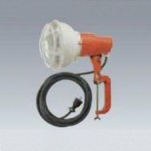 岩崎電気 アイ 作業灯(SS作業灯) 防雨形 適合ランプ:セルフバラスト水銀ランプ500W E39口金 防水プラグ+5mコード+ランプ付 SSB50452