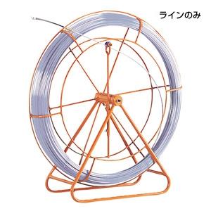 ジェフコム シルバーグラスライン φ9 100m 線のみ GW-0910