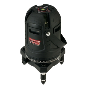 ジェフコム レーザーポイントライナー パルス発光タイプ LBP-9ZR
