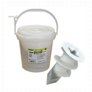 ジェフコム お徳用ジャンボパック 石膏ボード用 ショートオーガー(亜鉛) 適用ネジサイズ:φ4.0mm 入数:900本 JP-SO-425Z