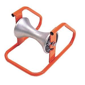 ジェフコム ケーブルローラー ローラー寸法:φ120mm×200mm CR-511