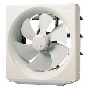東芝 一般換気扇 台所用 不燃形 風圧式 壁スイッチ(別売) 羽根径25cm VF-25APM