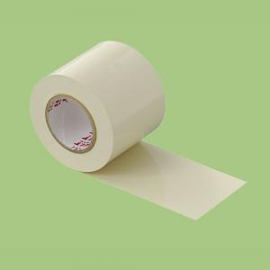関東器材 【ケース販売特価 120巻セット】 非粘着テープ 50mm×18m アイボリー CT-5018I_set