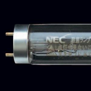 NEC 【お買い得品 10本セット】 殺菌ランプ 直管 グロースタータ形 15W GL-15_set