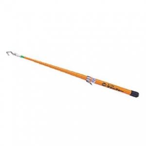 プロメイト ケーブルキャッチャー 白色LED付 伸長時:8m 竿最大径:φ47.5mm 組本数:18本 E-4838L
