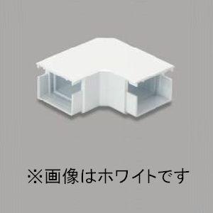 マサル工業 【お買い得品 10個セット】 《エムケーダクト 付属品》 平面マガリ 3号 ミルキーホワイト MDM133_10set