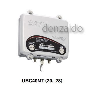 マスプロ 地上デジタルブロックコンバーター 名古屋地区用 低電圧(AC20~30V)方式 UBC40MT(13)