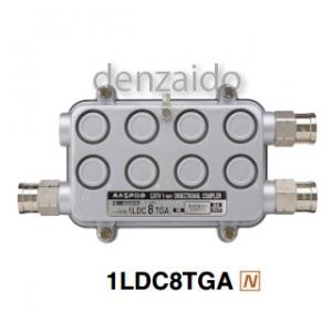 マスプロ 1分岐器 電流通過型 選択機能付 屋外用 3dBステップ 1LDC8TGA(NH-DC081T)