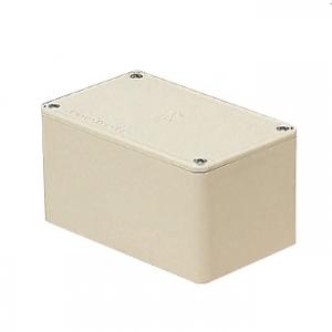 未来工業 プールボックス 長方形 ノックなし 500×400×400 ミルキーホワイト PVP-504040M