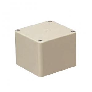 未来工業 【お買い得品 5個セット】 プールボックス 正方形 ノックなし 200×200×200 ベージュ PVP-2020J_5set