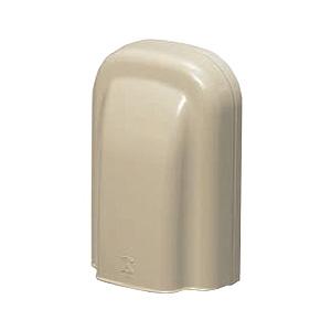 未来工業 【お買い得品 20個セット】 防水引込カバー 適合PF管:16 60×90 ベージュ WK-2J_20set