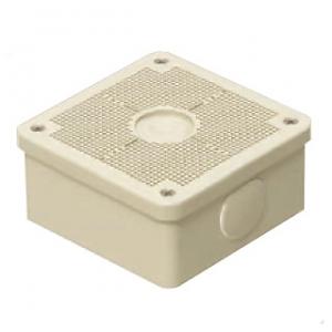 未来工業 お買い得品 10個セット 超安い 露出用四角ボックス 取付自在蓋 公式通販 ミルキーホワイト PV4B-ANF1M_10set