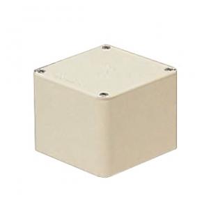 未来工業 高級品 プールボックス 正方形 ノックなし PVP-1010M 豪華な ミルキーホワイト 100×100×100