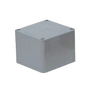 無料 未来工業 プールボックス 正方形 ノックなし グレー 120×120×80 開催中 PVP-1208