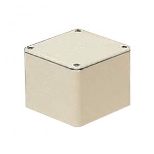 未来工業 防水プールボックス 平蓋 毎日続々入荷 正方形 250×250×150 ノックなし PVP-2515AM ミルキーホワイト ◆高品質