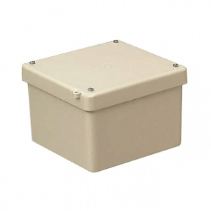 【正規品質保証】 未来工業 FRP製防水カブセ蓋 5個セット】 200×200×100 強化プールボックス ベージュ FRP-2010B_5set:電材堂 【お買い得品-DIY・工具