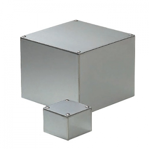 未来工業 ステンレスプールボックス 平蓋 600×600×600 SUP-6060