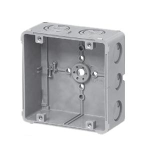 未来工業 【お買い得品 50個セット】 埋込四角アウトレットボックス 大形四角深型 CDO-5B_50set