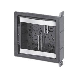 未来工業 【お買い得品 10個セット】 遮音壁用 遮音スイッチボックス 2ヶ用 SBW-CS_10set
