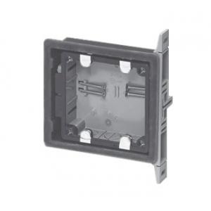 未来工業 【お買い得品 10個セット】 遮音真壁用スイッチボックス 2ヶ用 SM36L-NCS_10set