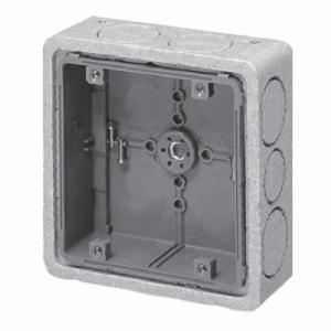 未来工業 【お買い得品 20個セット】 埋込四角アウトレットボックス 大形四角深型 断熱カバー(10mm厚)付 CDO-5BD_20set