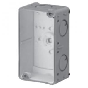 未来工業 【お買い得品 50個セット】 結露防止 埋込スイッチボックス 塗代無 1個用 CSW-1N-ODK_50set