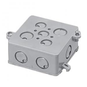 未来工業 【お買い得品 20個セット】 結露防止 四角コンクリートボックス 中浅型44mm 4CB-44NDK_20set