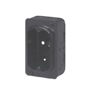 未来工業 【お買い得品 50個セット】 埋込スイッチボックス 塗代付 鉄製セーリスボックス 1個用 OF-CSW-1N_50set