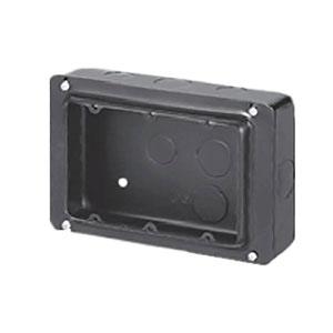 未来工業 【お買い得品 20個セット】 埋込スイッチボックス 塗代付 鉄製セーリスボックス 3個用 OF-CSW-3N_20set