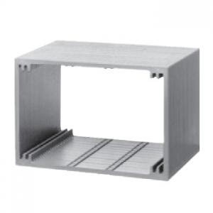 未来工業 【お買い得品 10個セット】 ボックス用継枠 樹脂・鉄製ボックス用 プラスチック製 セーリスボックス用 3ヶ用 OF-182J_10set