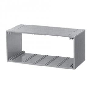 未来工業 【お買い得品 6個セット】 ボックス用継枠 樹脂・鉄製ボックス用 プラスチック製 セーリスボックス用 5ヶ用 OF-274J_6set