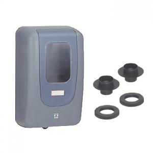 未来工業 【お買い得品 5個セット】 電力量計ボックス 隠ぺい型 屋外用 1個用 グレー WPR-3G_5set