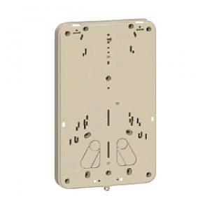 未来工業 【お買い得品 10個セット】 積算電力計・計器箱取付板 1個用 ベージュ BP-2J_10set