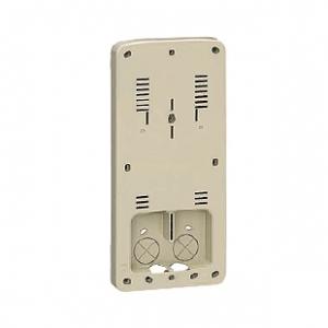 未来工業 【お買い得品 10個セット】 計器箱取付板 1個用 ライトブラウン BP-3LLB_10set