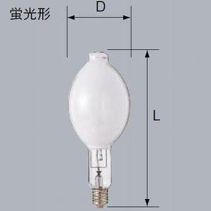 三菱 高効率メタルハライドランプ 《ハイマルチスター》 下向点灯形 蛍光形 1000W E39口金 MF1000B-K/BU/M