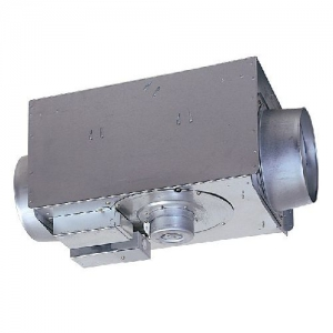 三菱 ダクト用換気扇 中間取付形ダクトファン 事務所・施設・店舗用 低騒音形 フリーパワーコントロール 接続パイプ:φ200mm V-25ZMR2